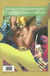 Verso de Iron Fist (100% Marvel - 2008) -4- Le Mortel Iron Fist