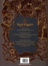 Verso de Les contes du Korrigan -2a2003- Livre second : Les mille Visages du Diable