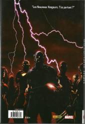 Verso de New Avengers (The) (Marvel Deluxe - 2007) -1a- Chaos