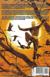 Verso de The immortal Iron Fist (2007) -INT05- Escape from the Eighth City