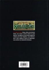 Verso de L'ultime Défi de Sherlock Holmes - L'ultime défi de Sherlock Holmes