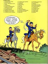Verso de Les tuniques Bleues -31Fina- Drummer boy