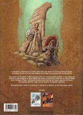 Verso de Les fléaux d'Enharma -2- Le Peuple fou
