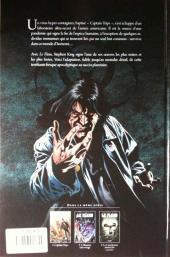 Verso de Le fléau -2- L'Homme sans visage