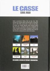Verso de Le casse -3- Soul Man - Pittsburgh, état de Pennsylvanie. 1964...