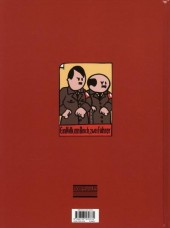 Verso de Dickie -4- Dickie, le fils d'Hitler