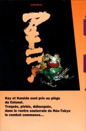 Verso de Akira (Glénat brochés en couleur) -10- Le réveil