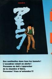 Verso de Akira (Glénat brochés en couleur) -9- Les chasseurs