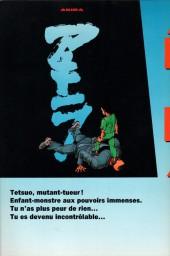 Verso de Akira (Glénat brochés en couleur) -8- L'arme de la vengeance