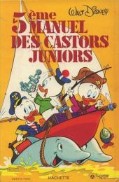 Verso de Manuel des Castors Juniors -5- 5ème manuel des Castors Juniors