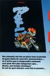 Verso de Akira (Glénat brochés en couleur) -5- Cycle wars