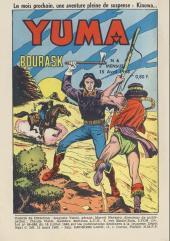 Verso de Yuma (1re série) -5- À la poursuite de Morty Black