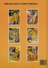 Verso de Cléo (Les aventures de) (Colber) -4b- Cléo et son patron