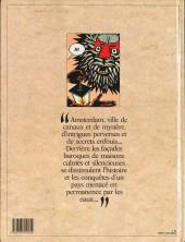 Verso de Alias (Glénat) - Alias