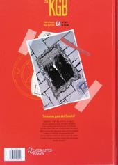Verso de KGB -4- La porte du paradis