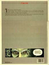 Verso de Balade au Bout du monde -1b1987- La prison