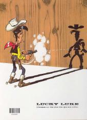 Verso de Lucky Luke -47FL- Le magot des Dalton