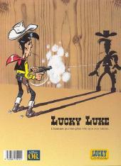 Verso de Lucky Luke -54Or- La Fiancée de Lucky Luke