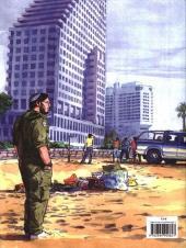 Verso de L'intruse -3- Les israéliens