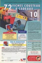 Verso de Picsou Magazine -240- Picsou Magazine N°240