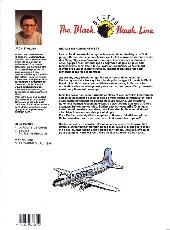Verso de Black Hawk Line (The) -2- Escale en pleine révolte