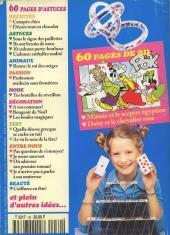 Verso de Minnie mag -30- Numéro 30