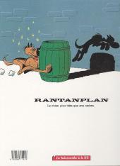Verso de Rantanplan -13Ind- Le Grand Voyage