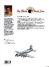 Verso de Black Hawk Line (The) -3- A l'ombre du Fuji-San