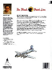 Verso de Black Hawk Line (The) -5- Dernier tour de force