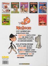 Verso de Nelson -2Soif- Catastrophe naturelle