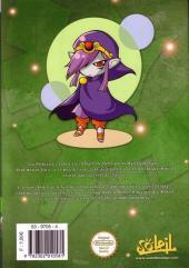 Verso de Legend of Zelda (The) -7- The Minish Cap