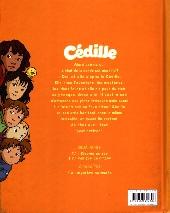 Verso de Cédille (2e série) -1- Zizanie au Zoo