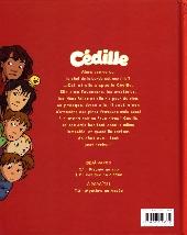 Verso de Cédille (2e série) -2- Panique au cirque