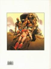 Verso de Den -6- La Saga de Den Tome 4 : Enfants du feu