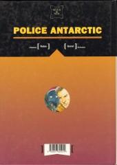 Verso de Enfer blanc -3- Police Antarctic
