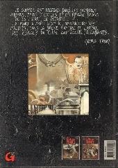 Verso de L'Île des morts -3- Abyssus abyssum invocat