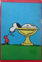 Verso de Peanuts -8- (HRW) -13- Belle mentalité, Snoopy