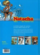 Verso de Natacha (Intégrale) -4- Passeport pour l'enfer