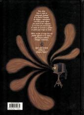Verso de Chambres Noires -1- Esprit, es-tu là ?