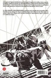 Verso de Wolverine Noir - Péché originel