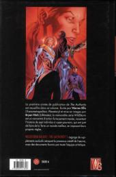 Verso de Authority (The) (Wildstorm deluxe) -1- Vol. 1