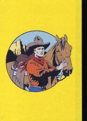 Verso de Jack Carter Chevalier du Texas