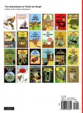 Verso de Tintin (The Adventures of) -INT01- Tintin in America - Cigars of the Pharaoh - The Blue Lotus
