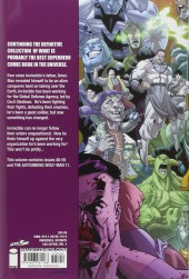 Verso de Invincible: The Ultimate Collection (2003) -INT05- Volume 5