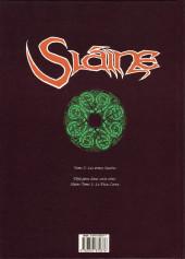 Verso de Slaine -2- Les Armes Sacrées