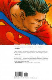 Verso de All-Star Superman (2006) -INT1- Volume 1