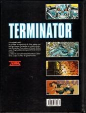 Verso de Terminator -2- Tome 2