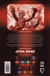 Verso de Star Wars - Legacy -7- Tatooine
