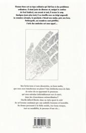 Verso de Corps de pierre