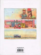 Verso de Le voyage avec Bill